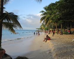 Tobago Beach - Crown Point
