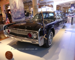 Kennedy's letztes Auto - Henry Ford Museum